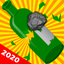 Stone Bottle Shooter : Shoot The Bottles 2021