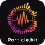 Particle.bit - Music bit Video Maker