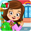 My Town: Preschool Game - Learn about School